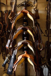 Leather Tack